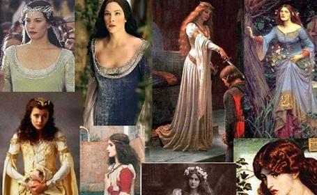 Vestidos Novias Celtas